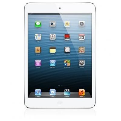 Apple tablet: iPad iPad mini with Wi-Fi + Cellular 16GB - White & Silver - Refurbished - Lichte gebruikssporen  .....