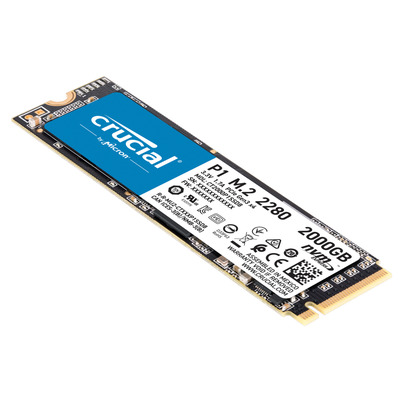Crucial CT2000P1SSD8 solid-state drives