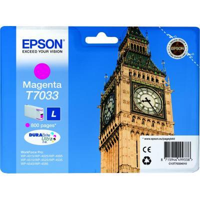 Epson C13T70334010 inktcartridge