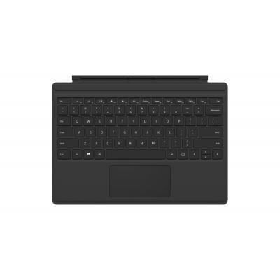Microsoft mobile device keyboard: 295 x 216 x 4.65 mm, 292g, , Zwart, QWERTY