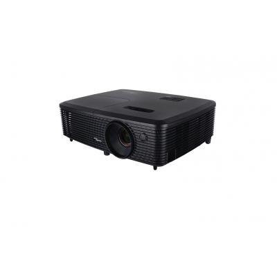 Optoma beamer: S340 - Zwart
