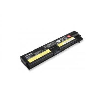 Lenovo 4 cell, 41 Wh, 14.6 V, 2.81 Ah, f/ ThinkPad E570, E570c, E575, Li-Po Notebook reserve-onderdeel - Zwart