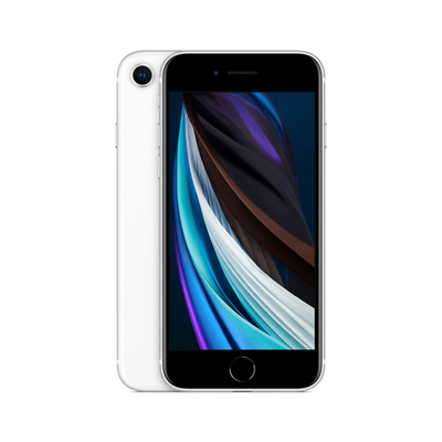 Apple iPhone SE (2020) 256GB Wit Smartphone