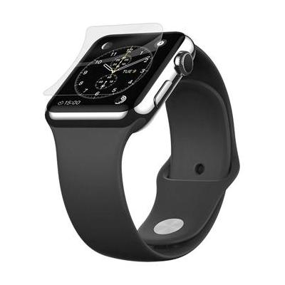 Belkin screen protector: InvisiGlass Screen Protection for Apple Watch (38mm) - Transparant