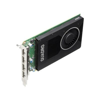 Dell videokaart: NVIDIA Quadro M2000 - Zwart, Groen