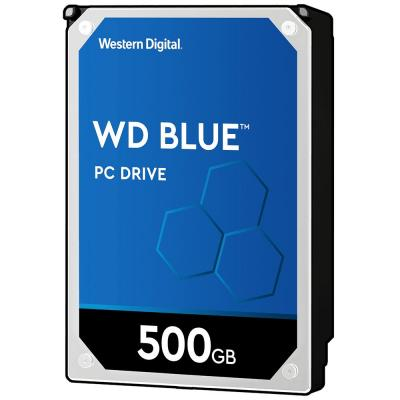 Western Digital Blue 500GB Interne harde schijf