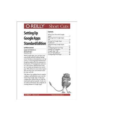 O'Reilly 9780596514877 boek