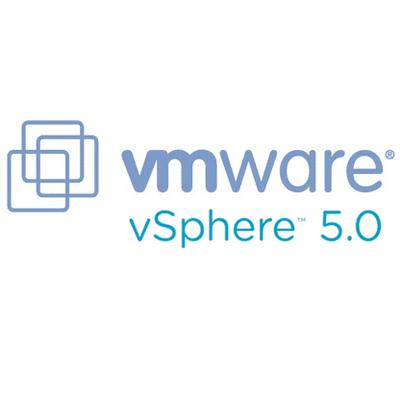 IBM VMware vSphere 5 Standard 1-proc 3-yr Software licentie