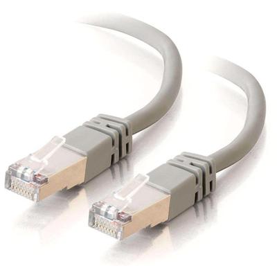 C2G Cat5E STP 10m Netwerkkabel - Grijs