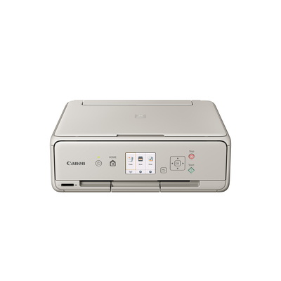 Canon multifunctional: PIXMA TS5053 - Zwart, Cyaan, magenta, Zwart Pigment, Geel