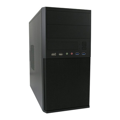 LC-Power 2004MB Behuizing - Zwart