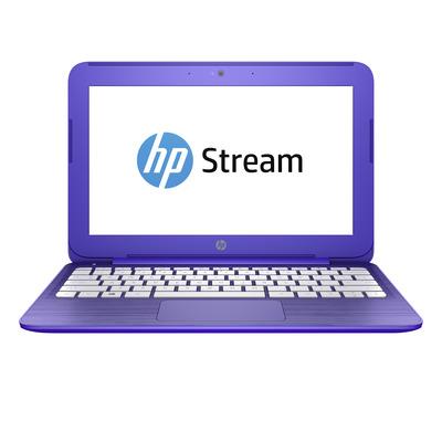 Hp laptop: Stream 11-r001na - Violet (Renew)