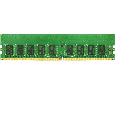 Synology 16GB, ECC, unbuffered, DDR4-2666 RAM-geheugen