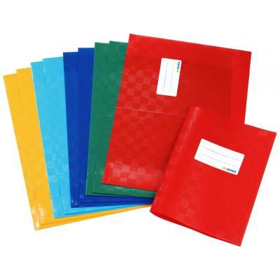 Herma tijdschrift/boek kaft: 19996 - Blauw, Cyaan, Groen, Rood, Geel