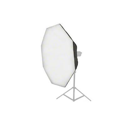 Walimex softbox: pro Octagon Softbox 140cm for C&CR series - Zwart, Wit
