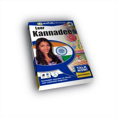 Eurotalk educatieve software: Talk Now, Leer Kannadees