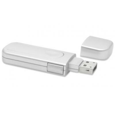 Digitus laptop accessoire: USB Port Blocker, Silver - Zilver
