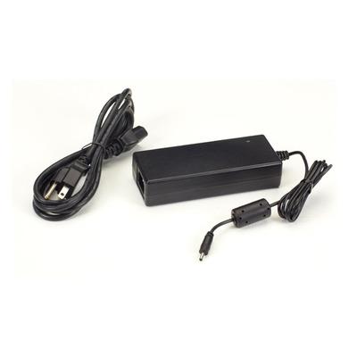 Black Box AC Power Adapter for Gigabit PoE+ Media Converters Netvoeding - Zwart