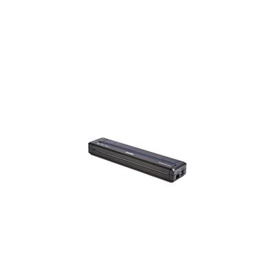 Brother pos bonprinter: PJ mobiele printer (A4) - 203x200 dpi - 8 ppm - USB 2.0 - Zwart