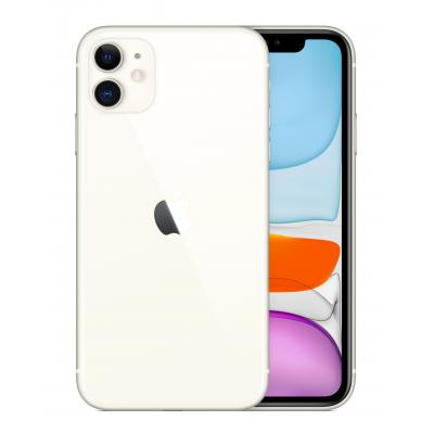 Apple iPhone 11 128GB White Smartphone - Wit