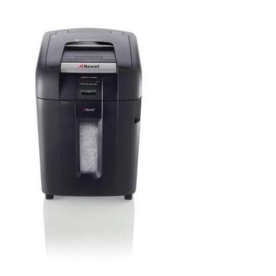 Rexel papierversnipperaar: Auto+ 500X Papiervernietiger Kleine Snippers - Zwart
