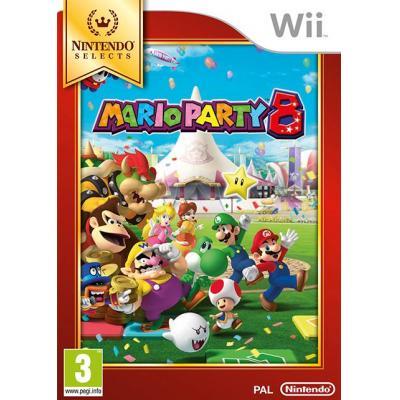 Nintendo game: Mario Party 8, Wii