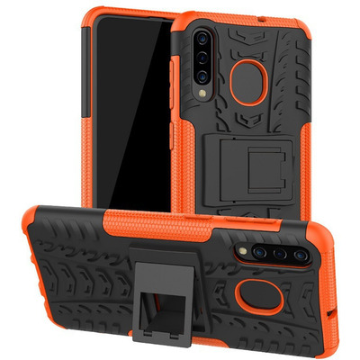 CoreParts MOBX-COVER-A20/A30/A50-OR Mobile phone case - Oranje