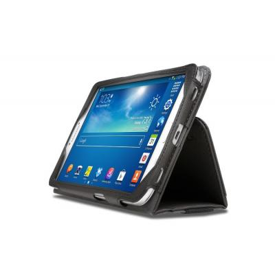 Kensington tablet case: Portafolio™ Soft Folio Case for Samsung Galaxy Tab® 3 8.0 - Black - Zwart