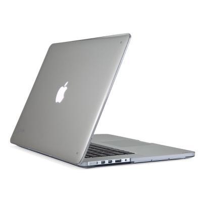 Speck laptoptas: Case for MacBook Pro 15 inch (Retina Display), SeeThru (Clear) - Doorschijnend