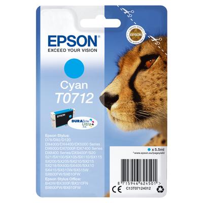 Epson C13T07124012 inktcartridges