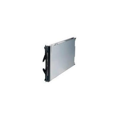 IBM BC Storage and I/O Expansion Blade rack toebehoren - Zwart, Roestvrijstaal