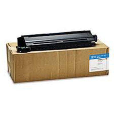 InfoPrint Cartridge for IBM Color 1228/1357, Cyan, 14000 Pages Toner - Cyaan
