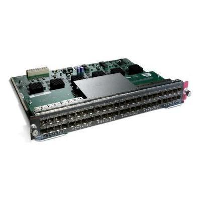 Cisco Catalyst 4500 48-Port 1000Base-X (SFPs Optional), RF netwerk switch module