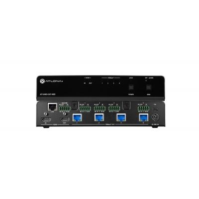 Atlona UHD-CAT-4ED Video switch - Zwart