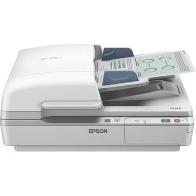 Epson WorkForce DS-6500 Power PDF Scanner - Wit