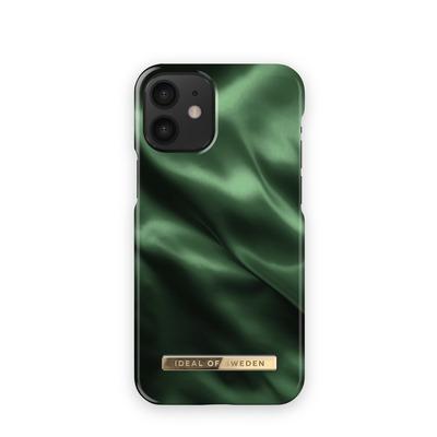 IDeal of Sweden Fashion Case iPhone 12 Mini EMERALD SATIN Mobile phone case - Multi kleuren