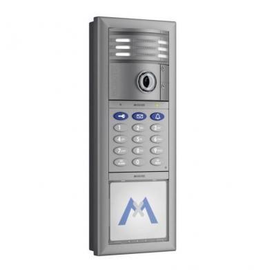 Mobotix deurintercom installatie: MX-T25-SET1 - Zilver
