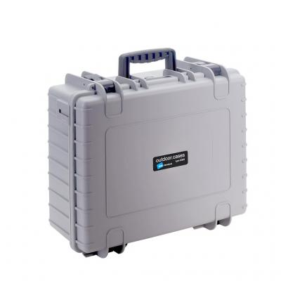 B&w : PP/Foam, 419.1x510.5x215.9mm, 4.3kg, Grey - Grijs