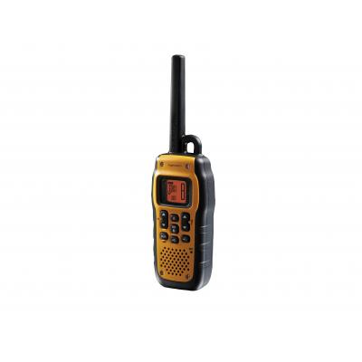 Topcom walkie-talkie: RC-6420 Walkie Talkie - Protalker - Zwart, Geel