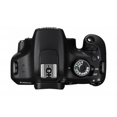 Canon digitale camera: EOS 1200D - Zwart