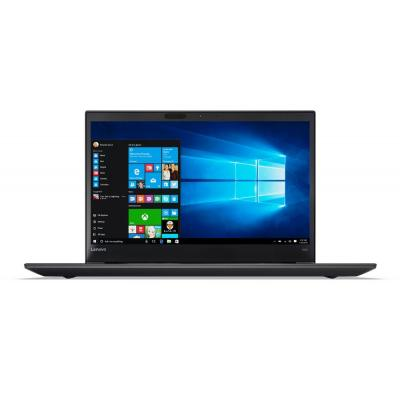 Lenovo laptop: ThinkPad T570 - Zwart