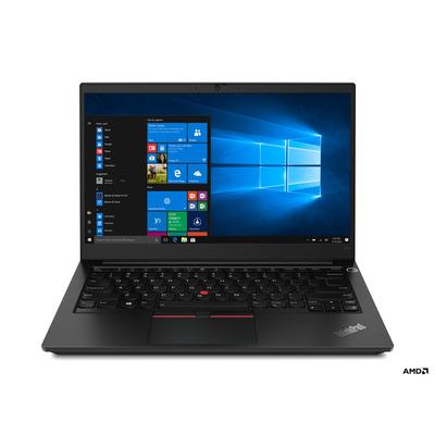 Lenovo E14 Laptop - Zwart