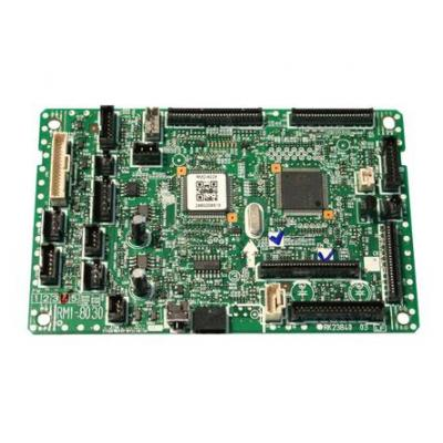 HP DC Controller Board printing equipment spare part - Groen