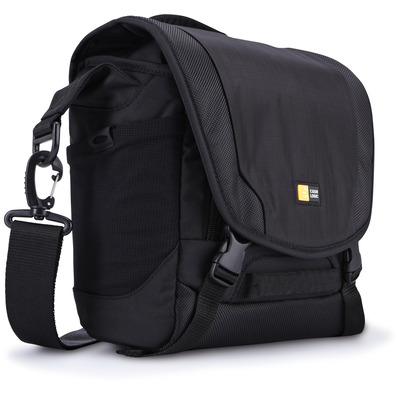 Case Logic , Luminosity Messengerbag Small voor Digitale Spiegelreflex Camera (Zwart) Cameratas