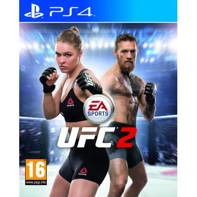 Electronic arts game: EA Sports UFC 2  PS4