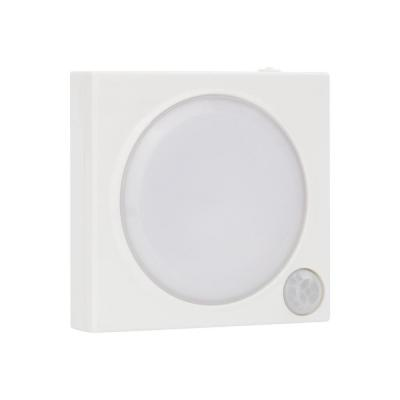 Ansmann wandverlichting: LED Guide Free Motion - Wit