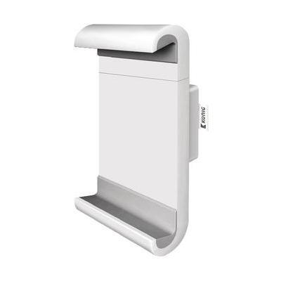 "König montagekit: Tablet muurbeugel vast 7 - 12""/17,8 - 30,5 cm - Grijs, Wit"
