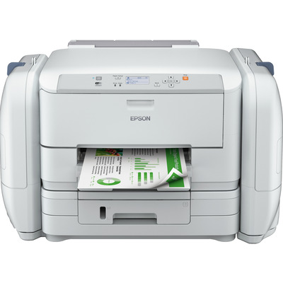 Epson PRO WF-R5190DTW Inkjet printer - Zwart, Magenta, Geel