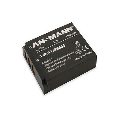 Ansmann A-Rol DS 8330 - Zwart