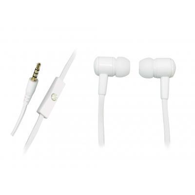 Sandberg headset: Speak'n Go In-Earset White - Wit